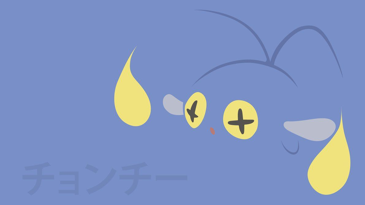 Chinchou by DannyMyBrother on DeviantArt