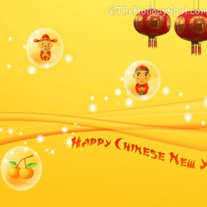 download Chinese New Year wallpapers at TheHolidaySpot