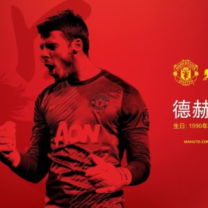 download Chinese New Year | Manchester United Wallpaper