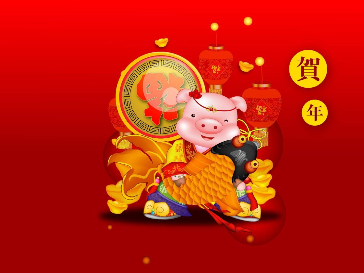 Vector Chinese New Year Wallpaper 3799 – New Wallpapers – Festival