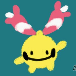 download Pokemon Art Academy: Quick Sketch 10: Chingling by LordoftheFuzzys …