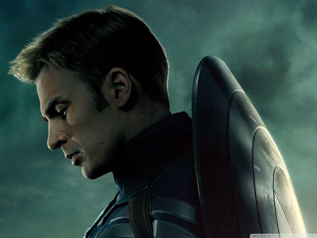 Captain America The Winter Soldier Chris Evans HD desktop …