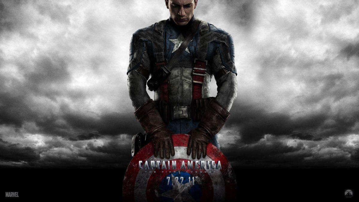 Captain America Chris Evans – wallpaper.
