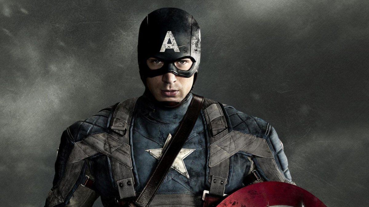 Captain America The Winter Soldier Chris Evans Desktop Wallpaper