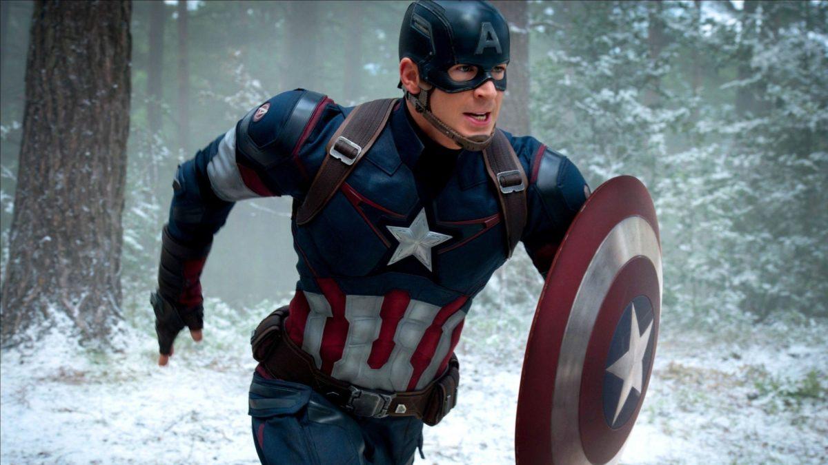 Movie Wallpaper: Captain America Wallpaper Chris Evans Wallpapers …