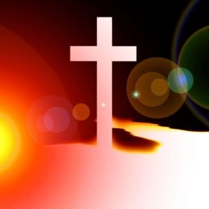 download Religious Cross With Some Added Illumination Christian Wallpaper …