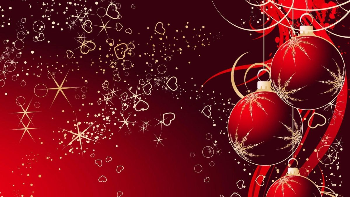 Red Christmas Wallpapers | Sky HD Wallpaper
