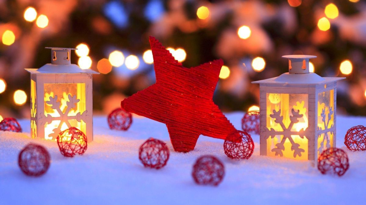 HD Christmas Backgrounds | Wallpapers9