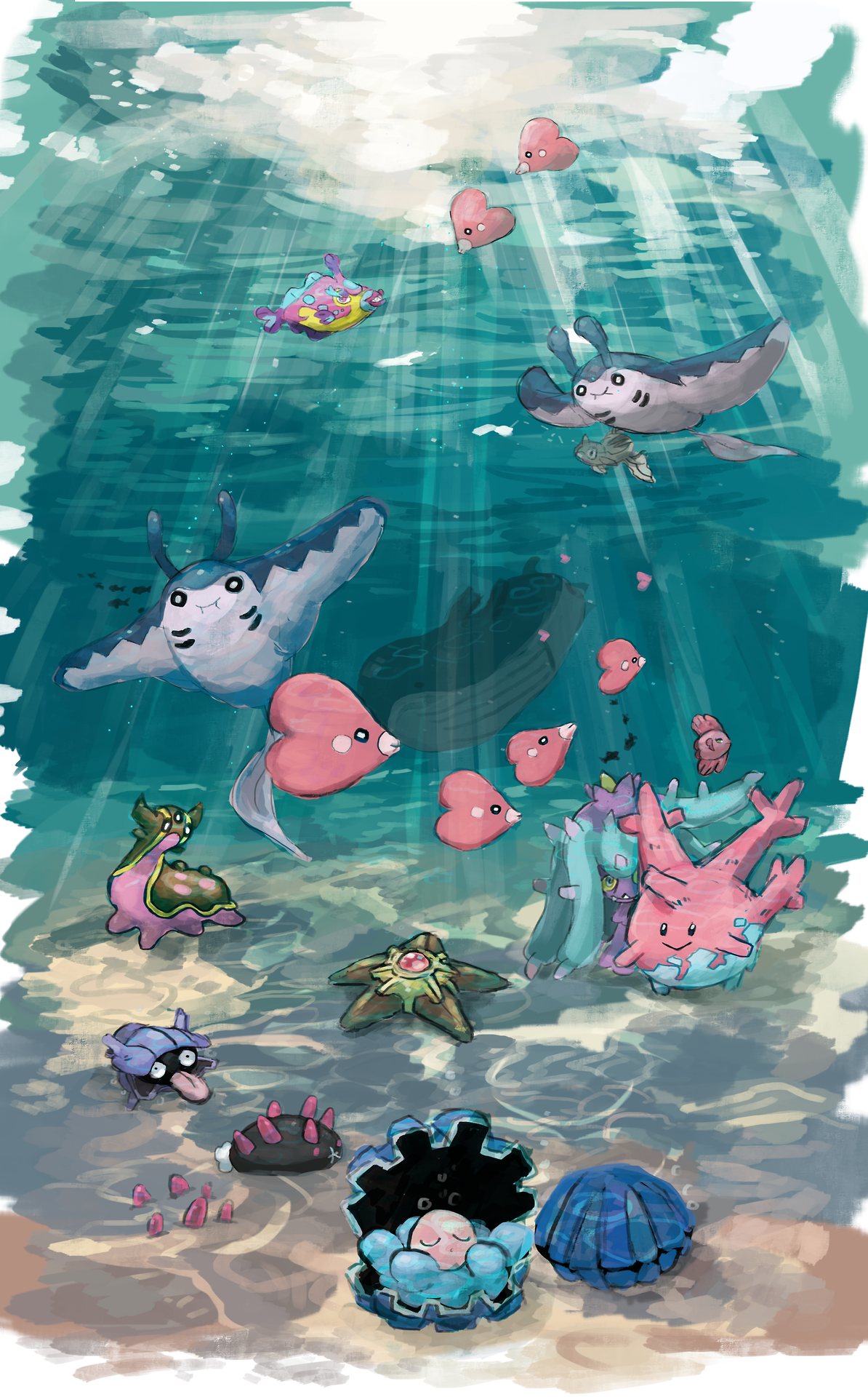 This started as showing off clamperl and ended up being an entire …