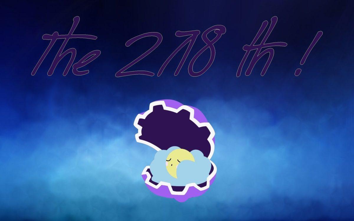 Saphir」 Coquiperl Chromatique en 2'718 Rencontres ! / 「Sapphire …