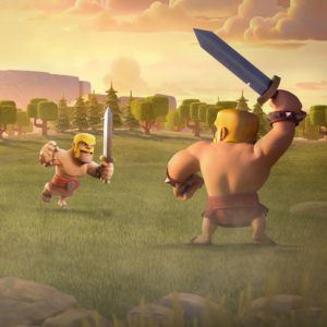 download Clash of Clans iOS and Android Mobile Strategy War Game