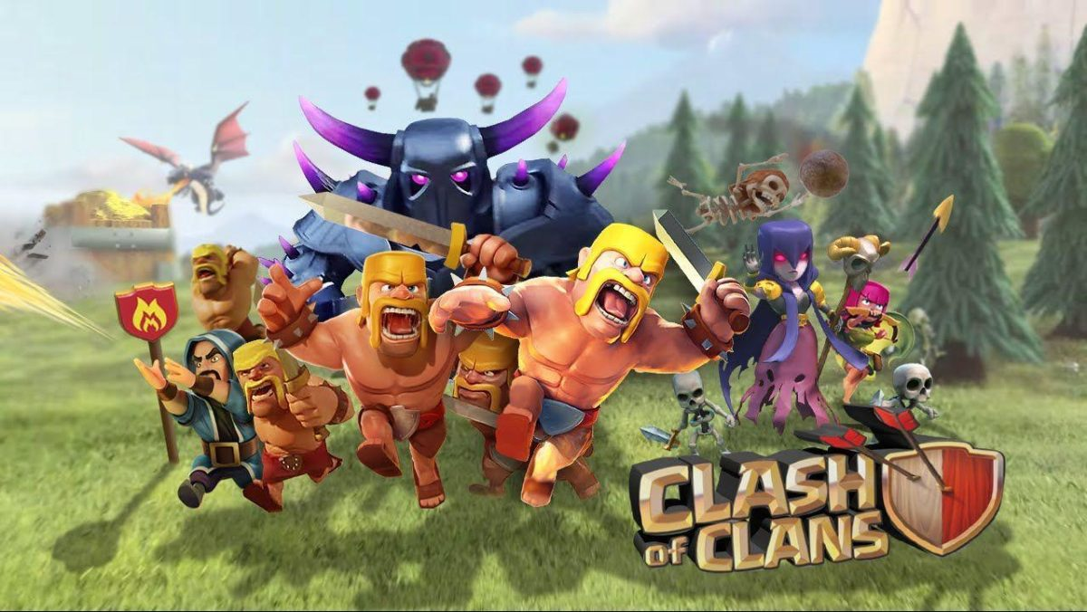Clash of Clans Art :: HD 2015 Wallpaper, Background, Channel …
