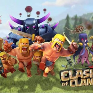 download Clash of Clans Art :: HD 2015 Wallpaper, Background, Channel …