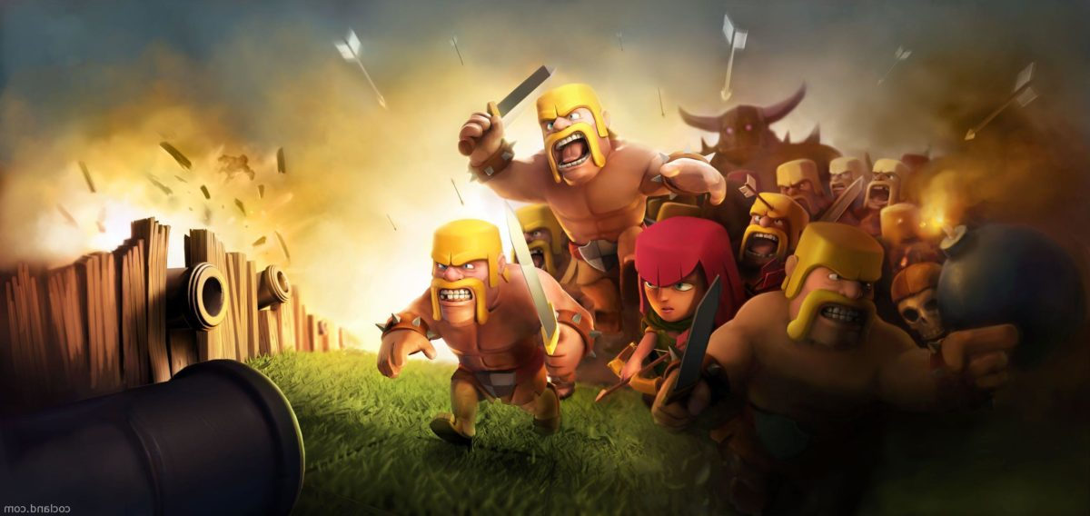 High Quality Clash of Clans Wallpaper | Full HD Pictures