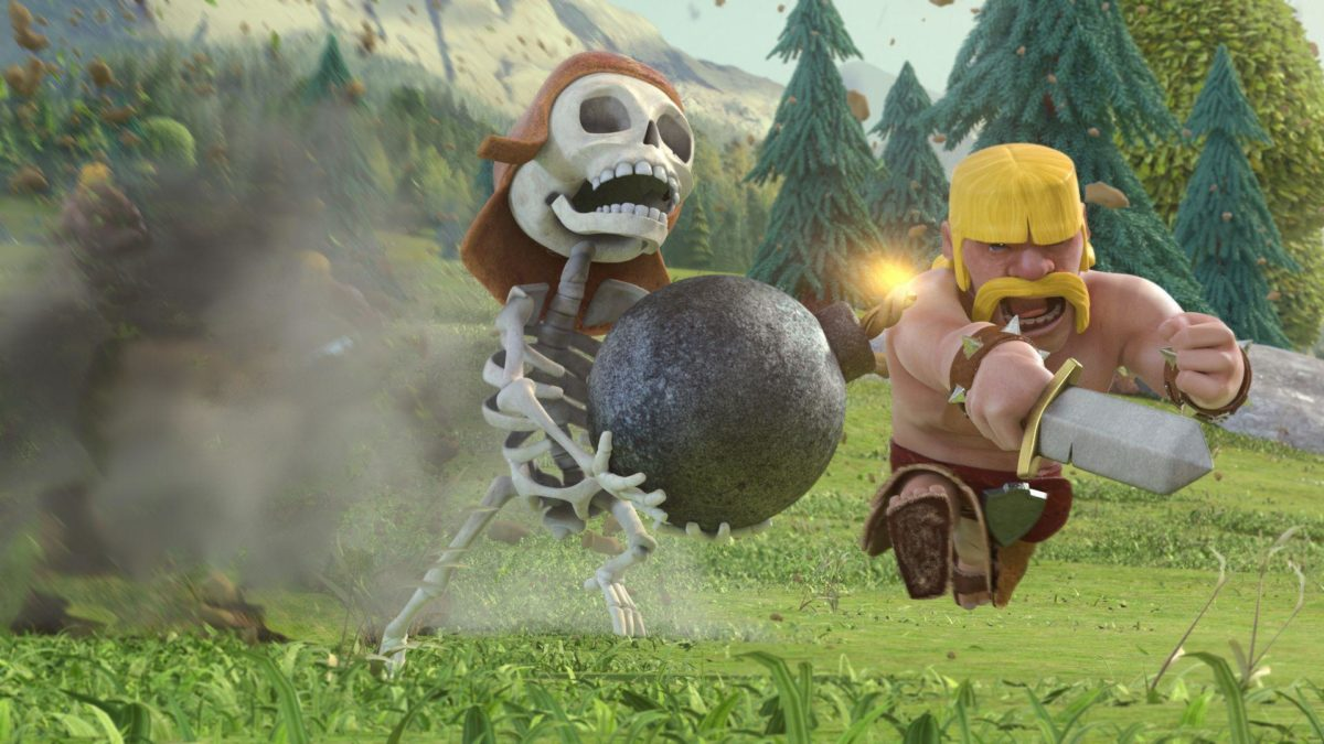 5 HD Clash of Clans Wallpapers – HDWallSource.com