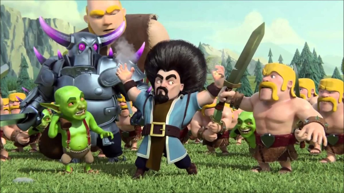 Best of Clash of Clans Wallpaper | Full HD Pictures