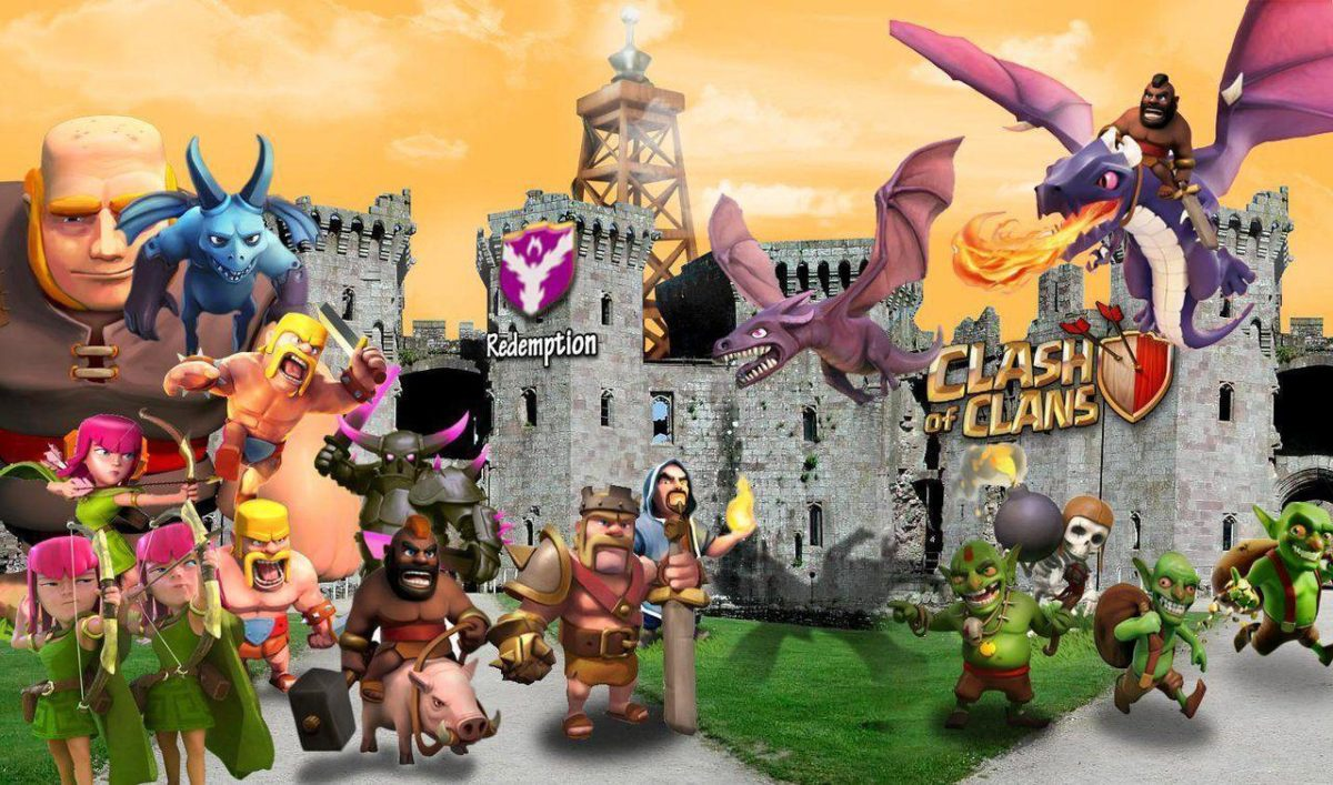Clash of Clans Wallpapers HD | Full HD Pictures