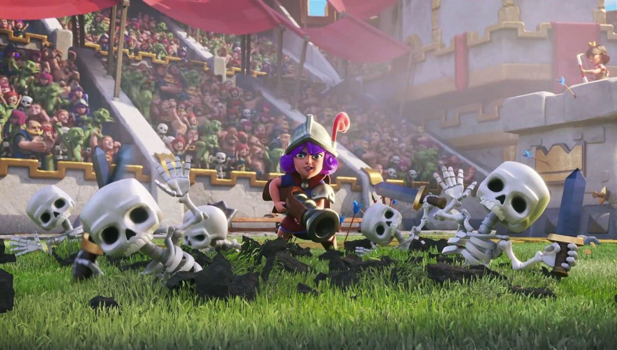 Clash Royale Wallpapers HD Backgrounds, Images, Pics, Photos Free …