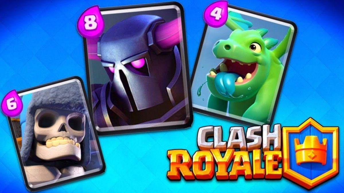 Clash Royale Wallpapers | Wallpaper Zone