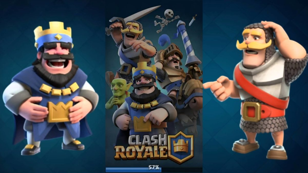 Clash Royale Android iPhone Games Wallpaper HD | Wallpaper Tycoon …