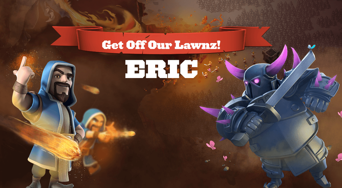 Clash of Clans wallpapers, SIG's and more. [YB] – Page 23