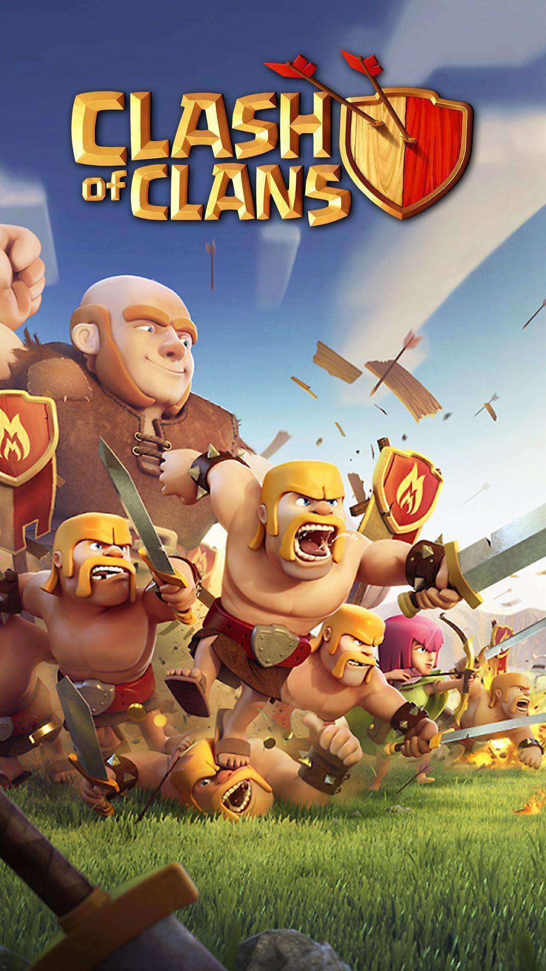 10 Clash of Clans Wallpapers for Clashers! | Clash for Dummies