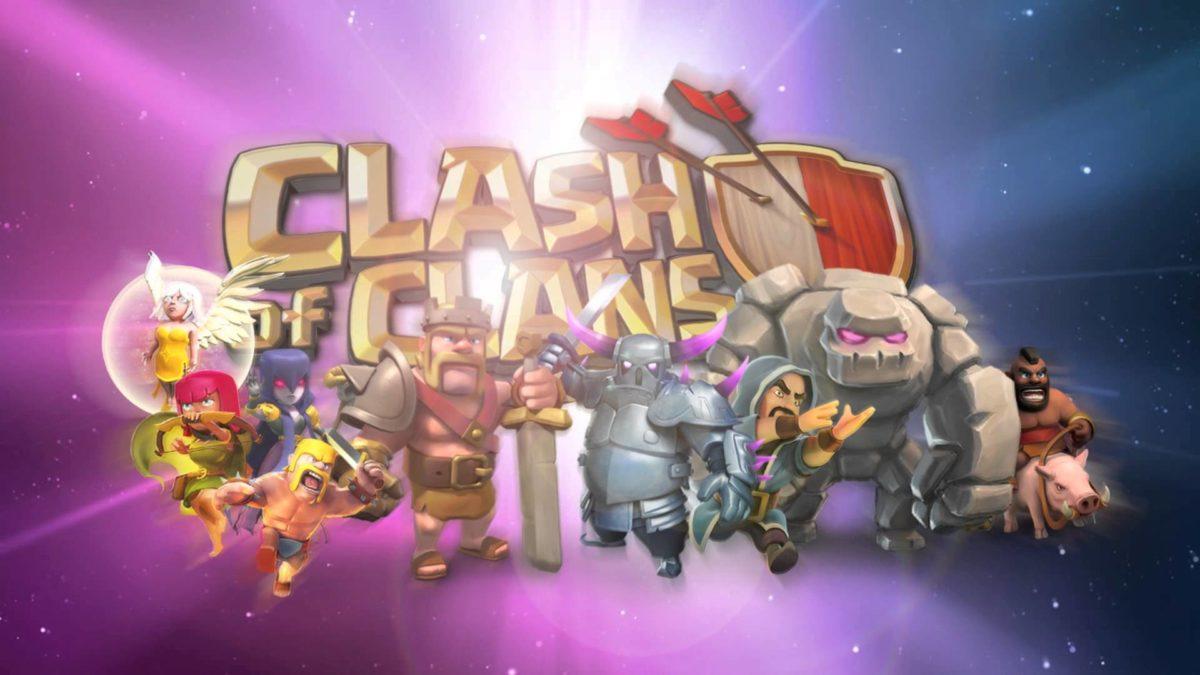 Clash of Clans :: HD Art, Wallpaper, Background, Channel Art …