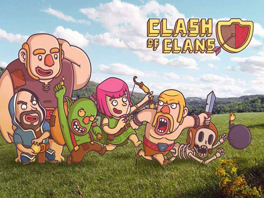 clash of clans wallpaper – Tag | Download HD Wallpaperhd …