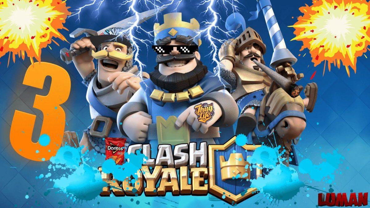 Clash Royale] Se complica!!! #3 – YouTube