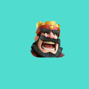 download Clash Royale King Wallpaper | Games HD Wallpapers