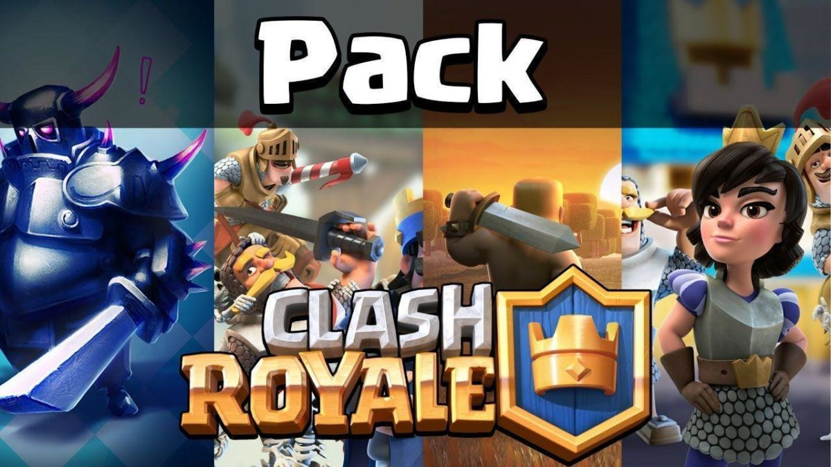 Pack Clash Royale – Pngs, Wallpapers – YouTube