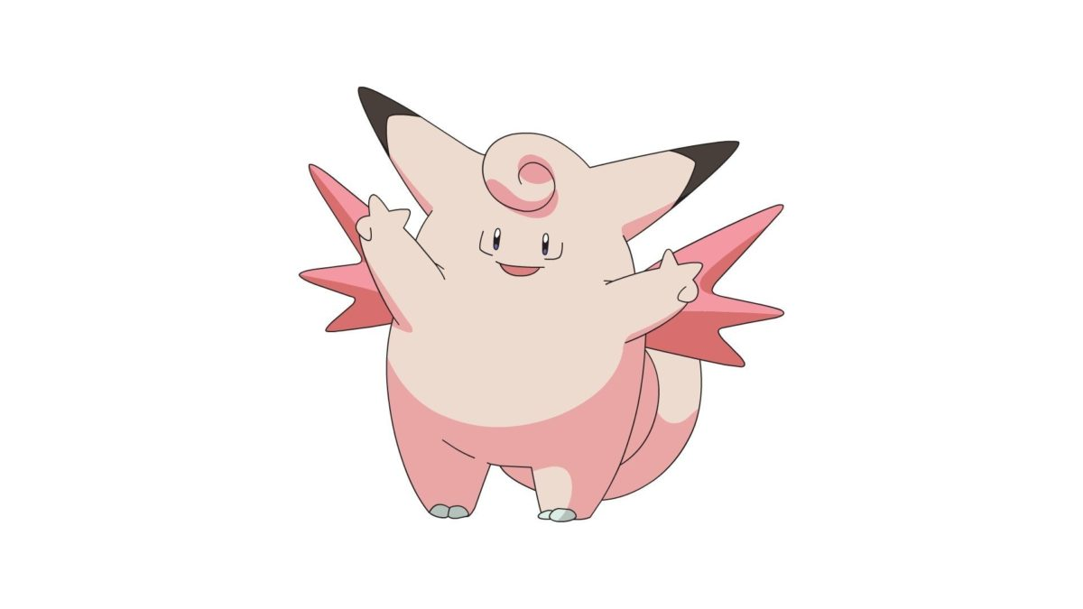 Pokemon Clefable – WallDevil