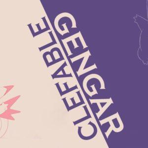 download Gengar and Clefable – Pokemon Desktop BG by ZeroKyojin on DeviantArt