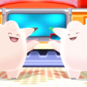 download MMD PK Clefable DL by 2234083174 on DeviantArt