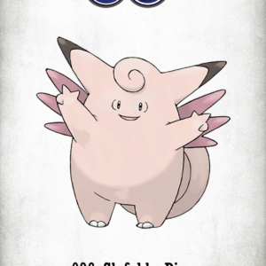 download 036 Character Clefable Pixy   Wallpaper