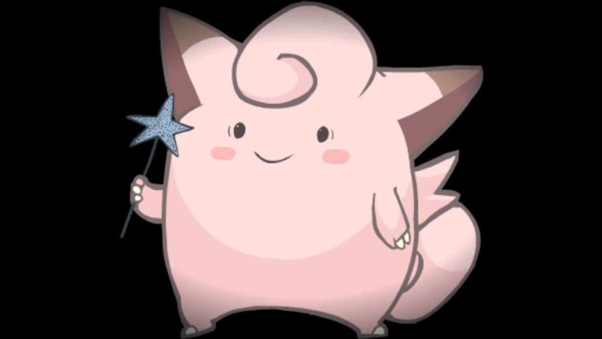 Pokémon HeartGoLd/SouLSiLver – CLefairy Dance Song – YouTube