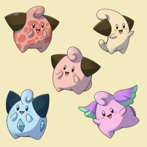 download PokemonSubspecies: Cleffa by CoolPikachu29 on DeviantArt