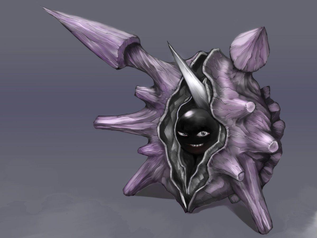 Cloyster – Pokémon – Image #399444 – Zerochan Anime Image Board