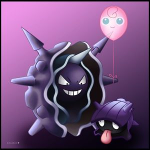 download Shellder and Cloyster by Ninjendo on DeviantArt