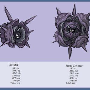 download Cloyster – Nireta by Felix198 on DeviantArt