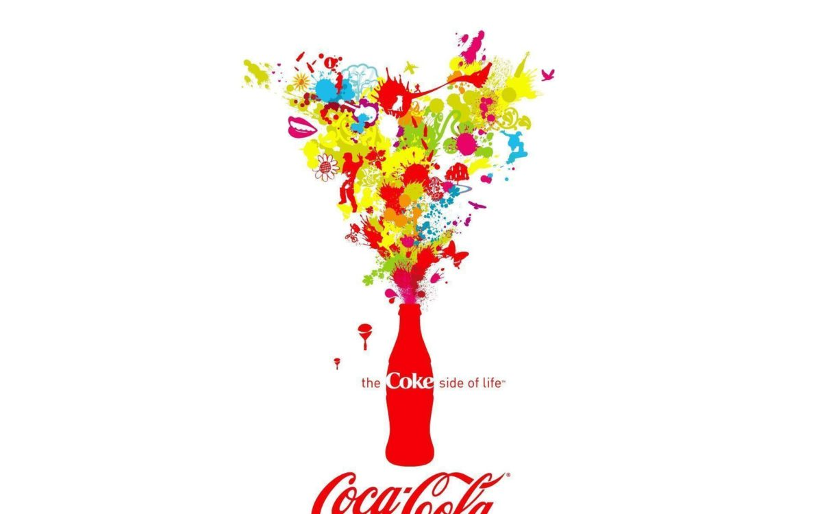 Wallpapers For > Coca Cola Bottle Wallpaper