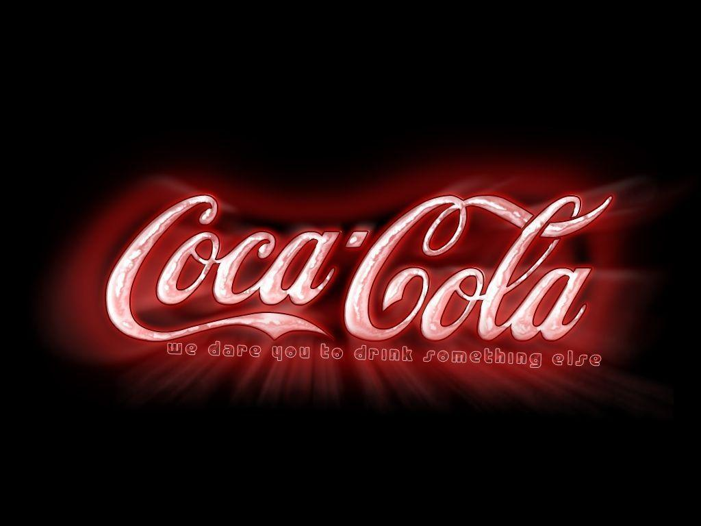 Wallpapers For > Coca Cola Glass Bottle Wallpaper