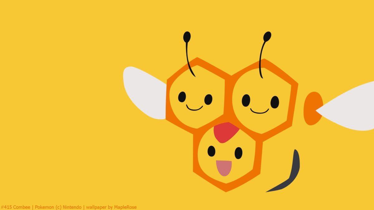 415 Combee | Pokémon