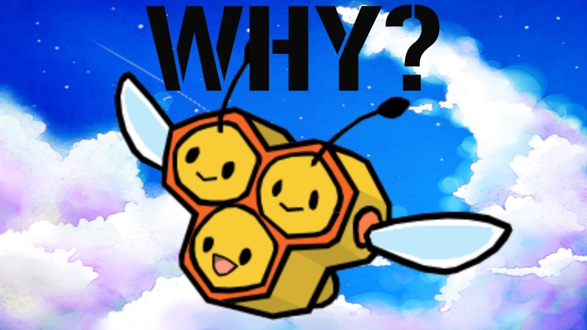 Why Mega Evolve? #107.5 Male Combee – YouTube