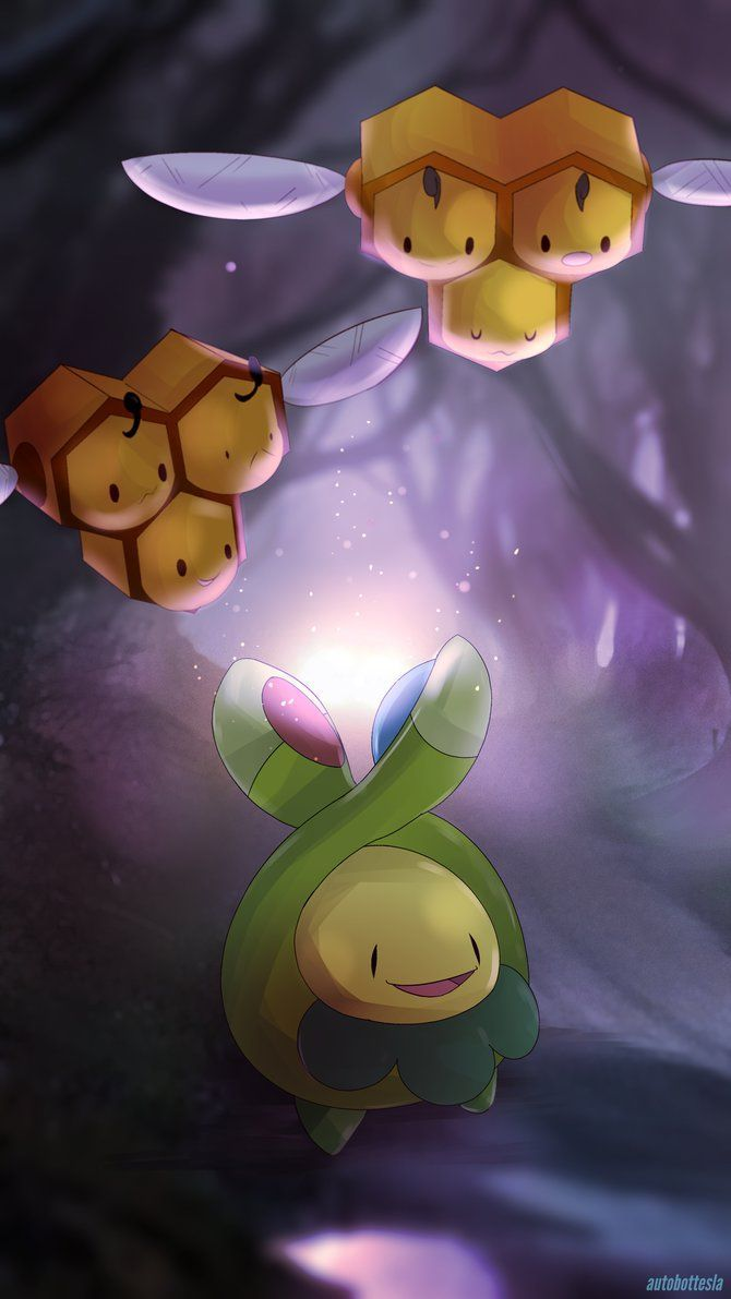 19 best Combee & Vespiquen images on Pinterest | Pokemon games, Bug …
