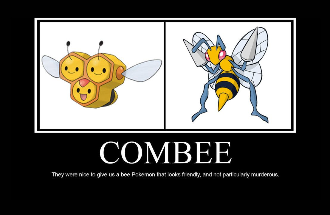 Combee Pokemon Meme by GreenMachine987 on DeviantArt