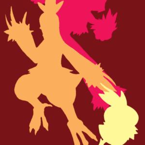 download Hoenn Fire (Phone Wallpaper) by stabilow on DeviantArt
