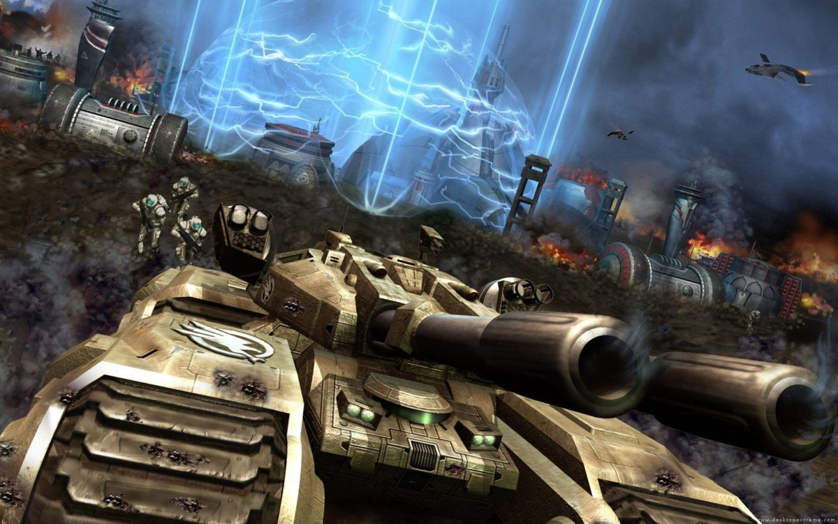 Command And Conquer 3 – Games Wallpapers