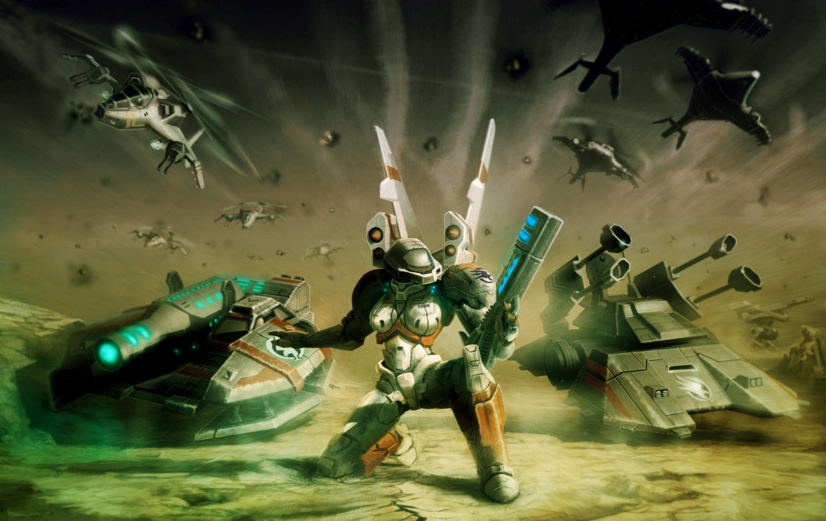 command and conquer wallpaper