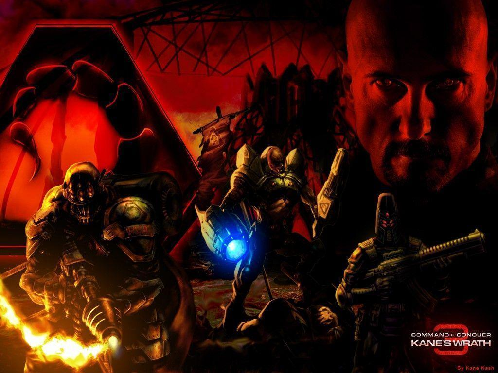 My Free Wallpapers – Games Wallpaper : Command and Conquer 3 …